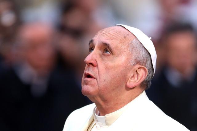 画像: ローマカトリック教会が同性婚への祝福にコメント