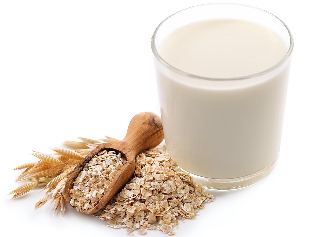 画像1: 腸活にぴったり「オーツミルク」