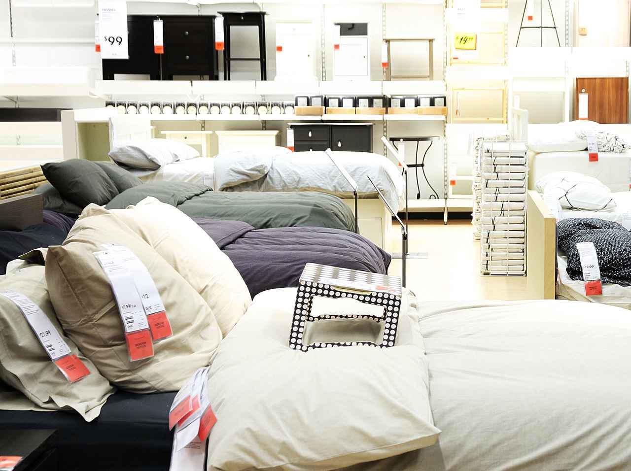 画像: IKEAの店舗で気をつけたほうが良い行動って?