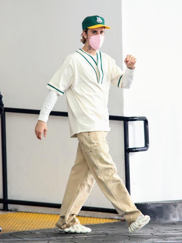 画像3: ジャスティン・ビーバーのおでかけファッションチェック