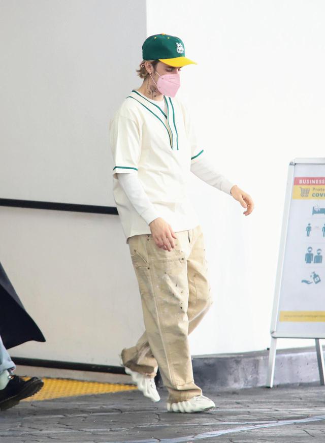 画像2: ジャスティン・ビーバーのおでかけファッションチェック