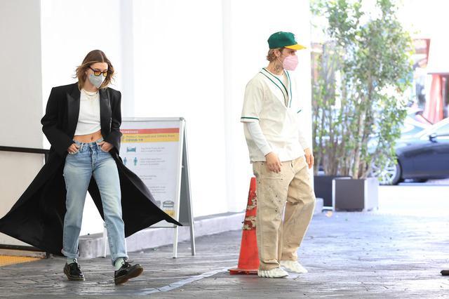 画像1: ジャスティン・ビーバーのおでかけファッションチェック