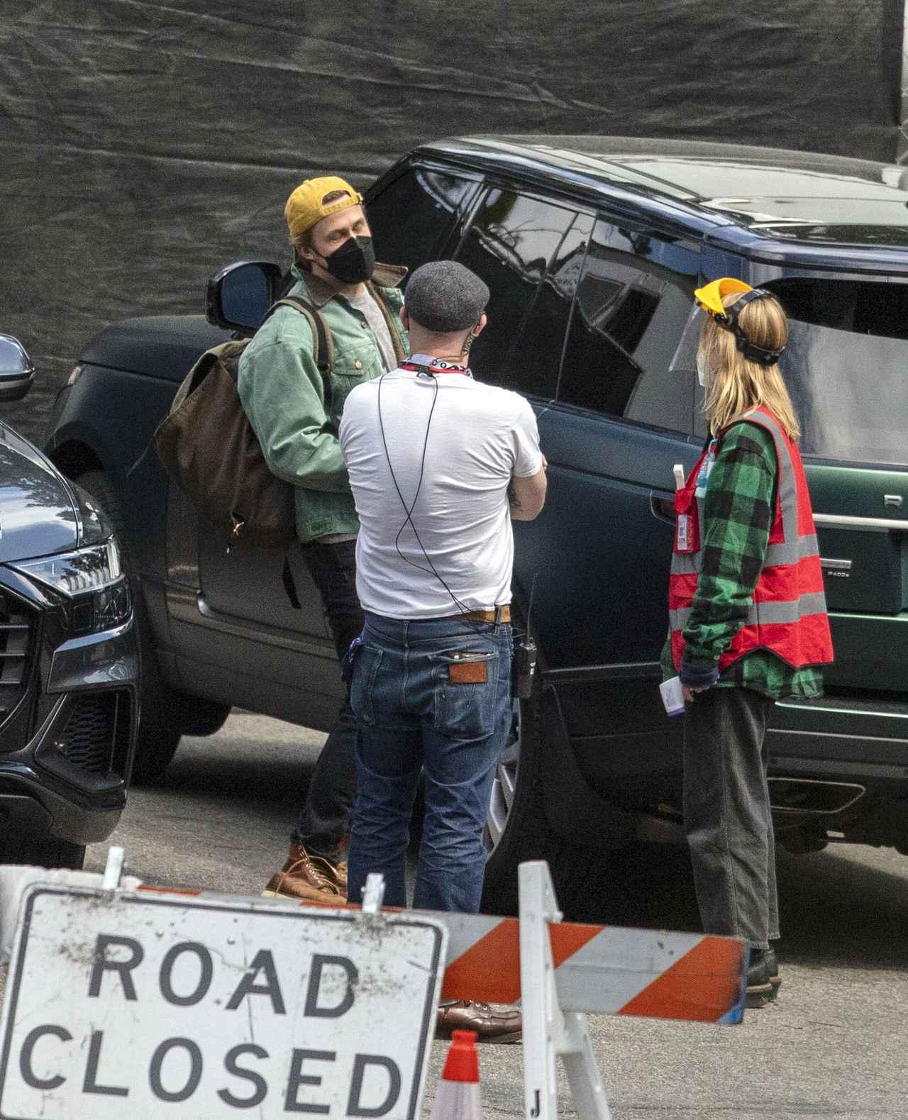画像5: ライアン・ゴズリングが撮影開始
