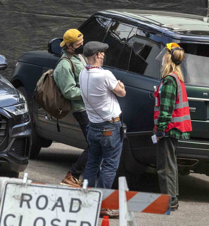 画像4: ライアン・ゴズリングが撮影開始