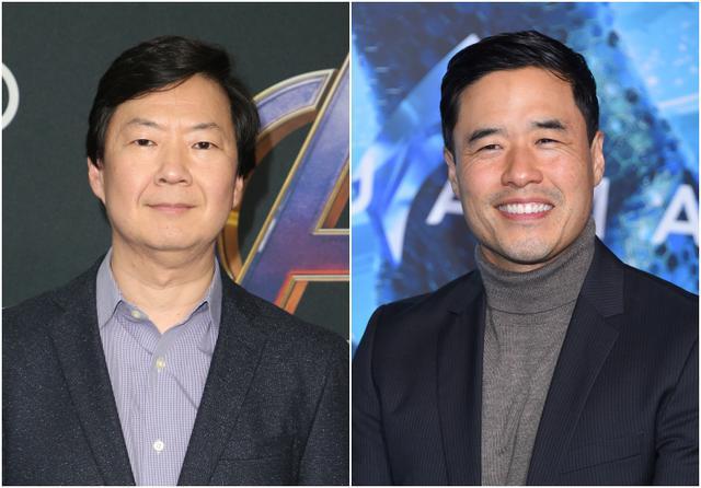 画像: 左:ケン・チョン、右:ランドール・パーク