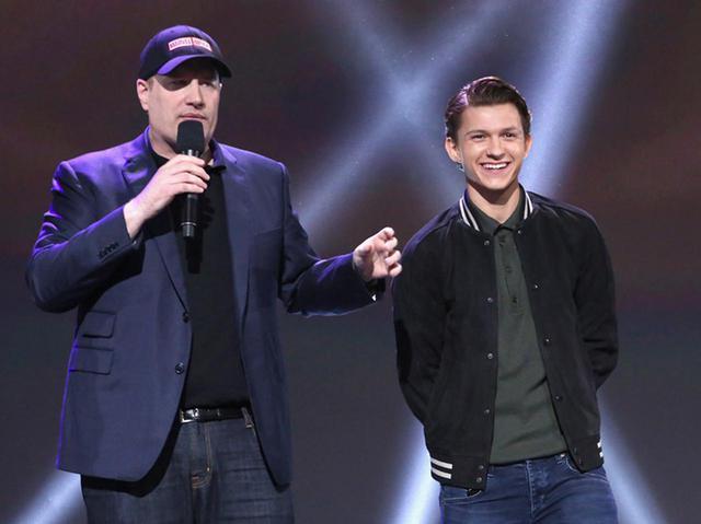 画像: ファイギ社長とトム