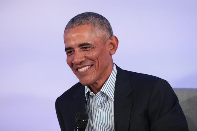 画像: オバマ元大統領が「有害な男らしさ」について語る