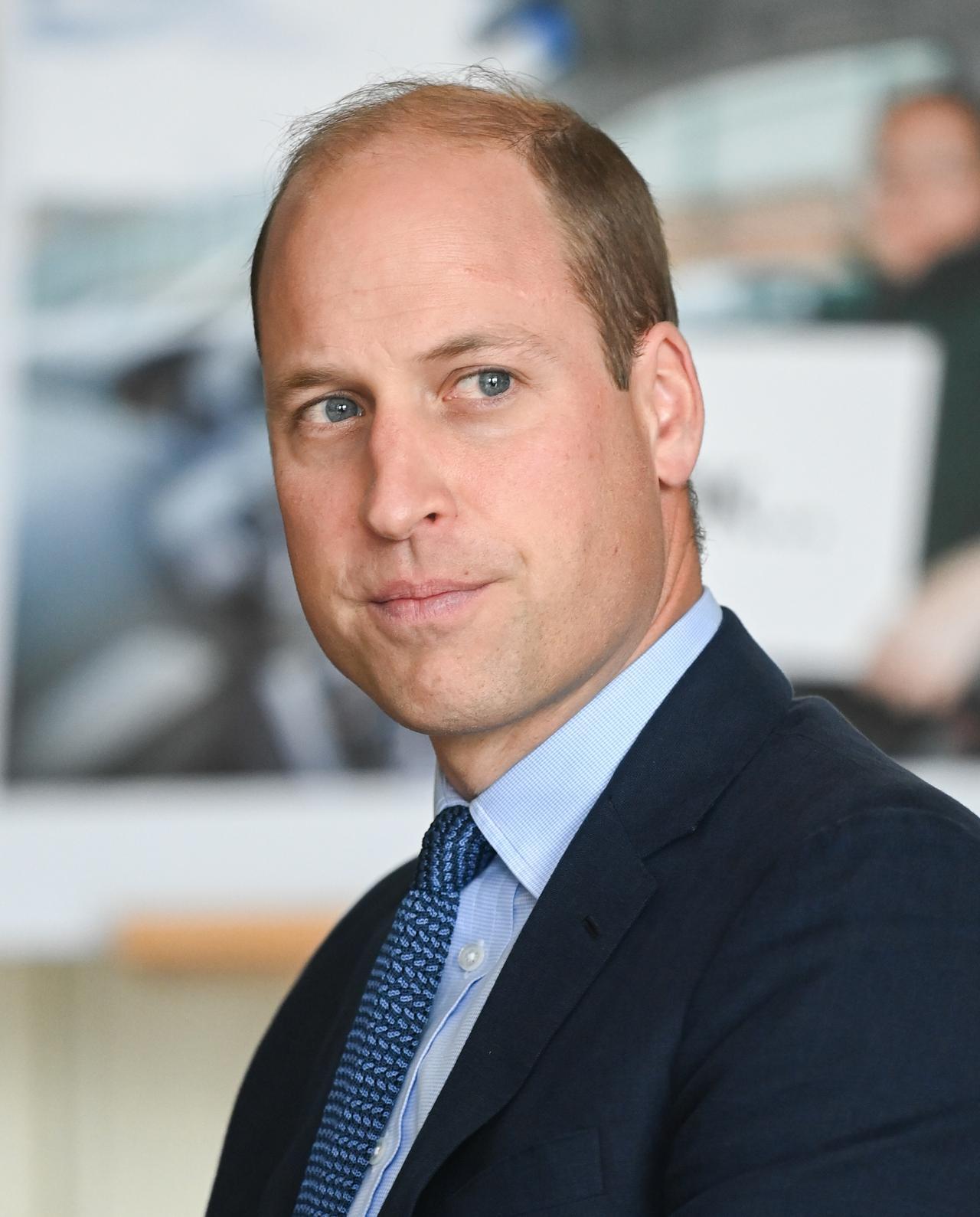 画像: ウィリアム王子が名誉か不名誉かわからない称号を手にする