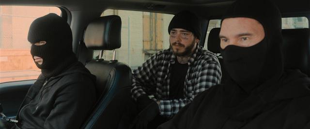画像2: 新作映画でジェイソン・ステイサムとポスト・マローンが対峙