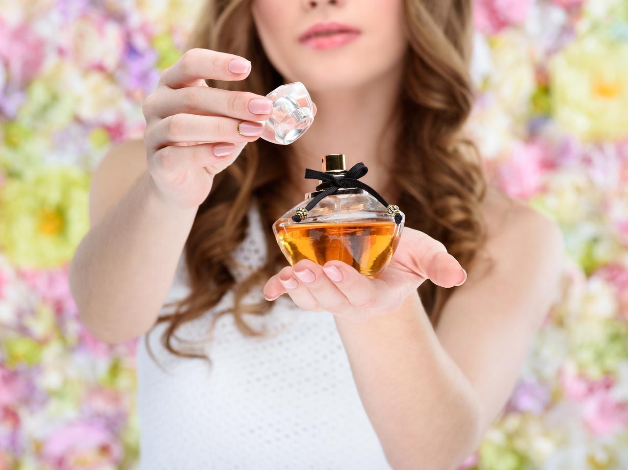 画像: 乾燥肌:濃厚でスパイシーな香り