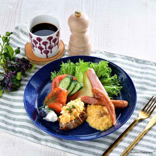 画像: 商品名:北欧の朝食プレート 価格:1,500円(税込)