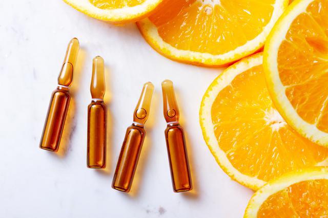 画像: オイリー肌:ビタミンC単体の製品を選ぶ