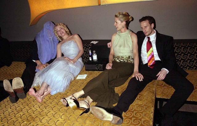 画像7: SNSはなかった!写真で振り返る20年前のアカデミー賞