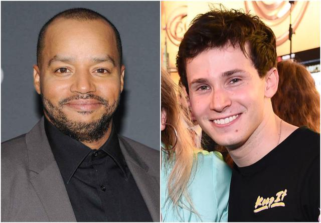 画像: 左:ドナルド・フェイソン、右:ニコラス・ポダニー
