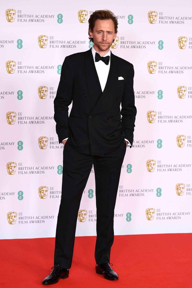 画像1: 英国アカデミー賞(BAFTA)のレッドカーペットの様子をお届け