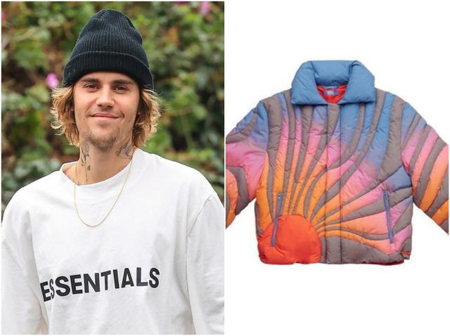 画像: ジャスティン・ビーバーがMステで着用の「日の出ジャケット」作ったのは凄い人だった! - フロントロウ -海外セレブ情報を発信