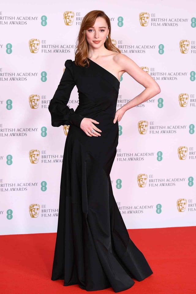画像4: 英国アカデミー賞(BAFTA)のレッドカーペットの様子をお届け