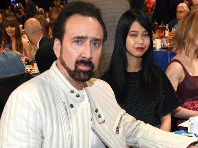 画像: ニコラス・ケイジ、日本人妻とハリウッドデート