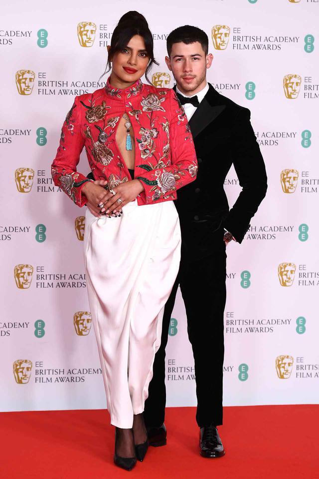 画像2: 英国アカデミー賞(BAFTA)のレッドカーペットの様子をお届け