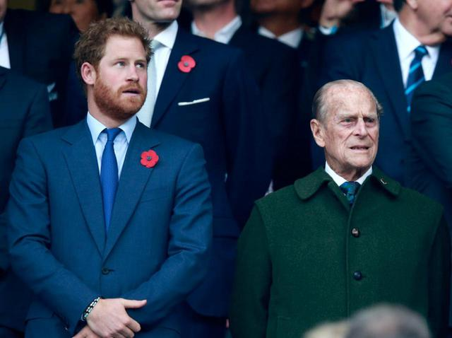 画像: ヘンリー王子がイギリス入り、フィリップ王配の葬儀に出席へ - フロントロウ -海外セレブ情報を発信