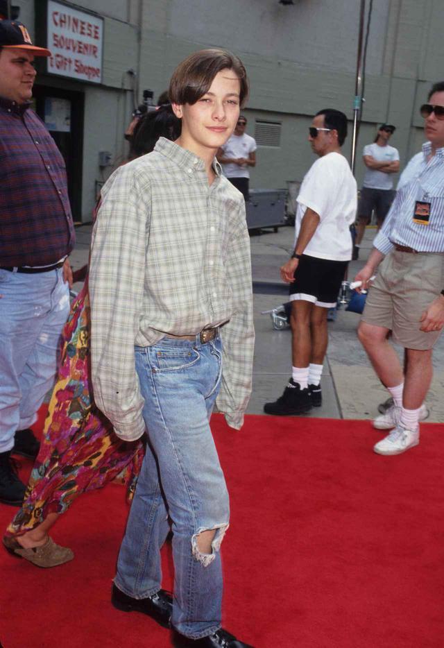 画像2: 1993年に撮られたエドワード・ファーロング。