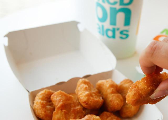 画像: マクドナルドの人気メニュー、そのカロリー