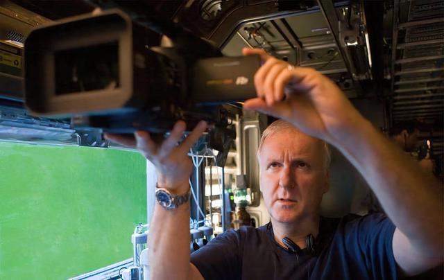 画像: ジェームズ・キャメロンは映画界を代表する環境保全家
