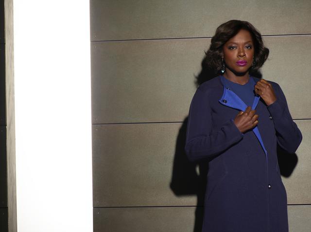 画像: ドラマ『殺人者を無罪にする方法』でエミー賞を受賞。©︎ ABC STUDIOS