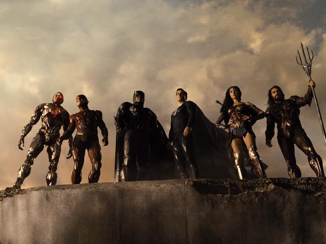 画像1: JUSTICE LEAGUE and all related characters and elements and trademarks of and ©︎DC. Zack Snyder's Justice League ©︎ 2021 Warner Bros. Entertainment Inc. All rights reserved.