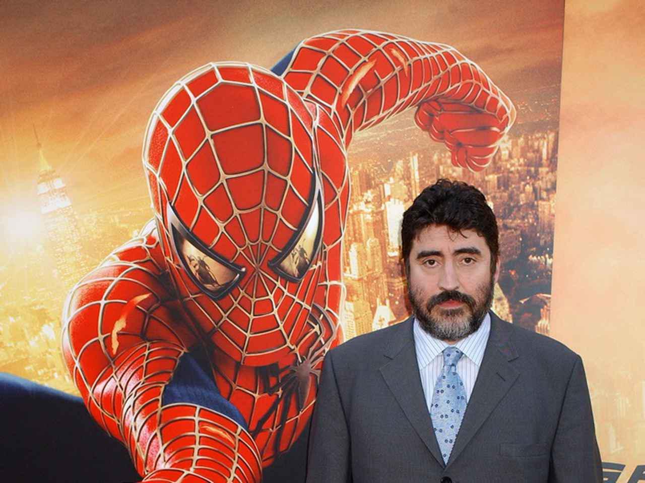 画像2: アルフレッド・モリーナが『スパイダーマン』について語る