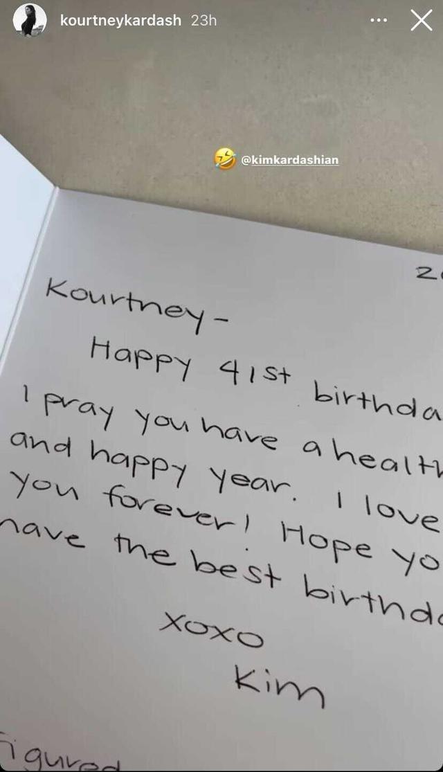 画像2: キム・カーダシアンが姉の誕生日をお祝い