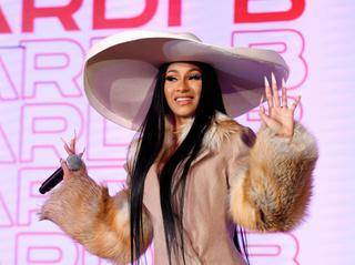 カーディ・B、コスメブランド「Bardi Beauty」立ち上げのウワサ