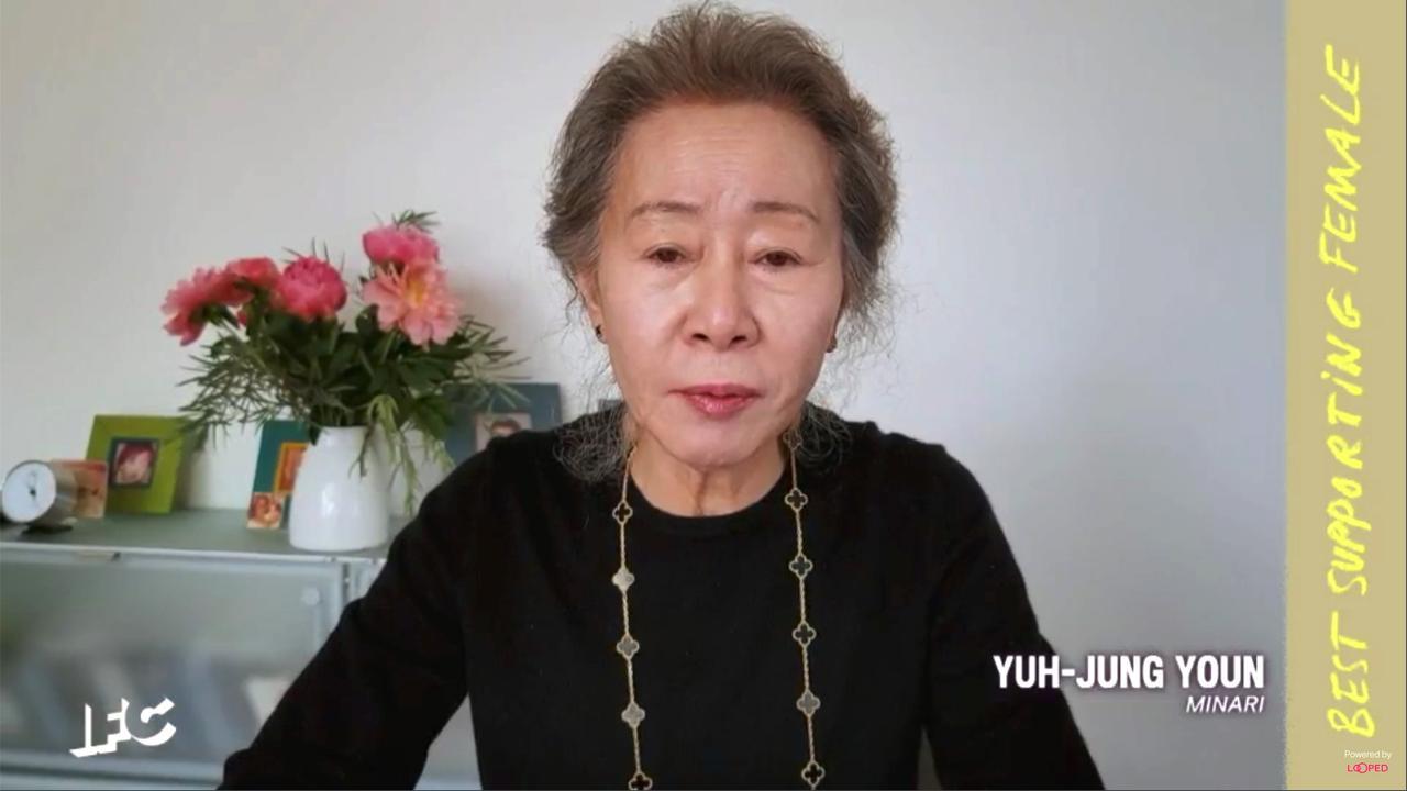 画像: 映画『ミナリ』ユン・ヨジョン