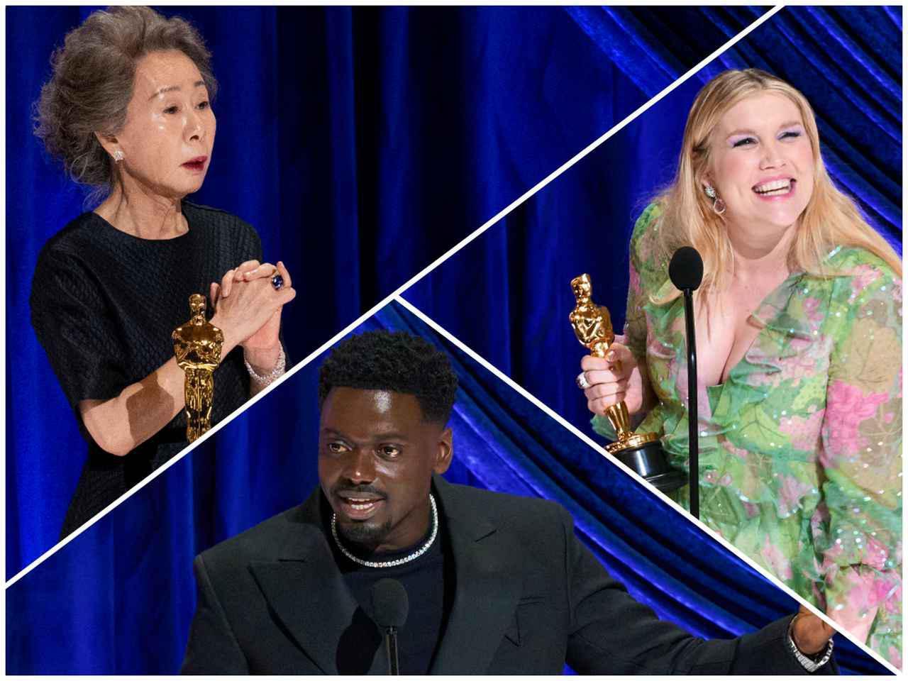 画像: 2021年アカデミー賞で会場を盛り上げたスピーチまとめ - フロントロウ -海外セレブ情報を発信