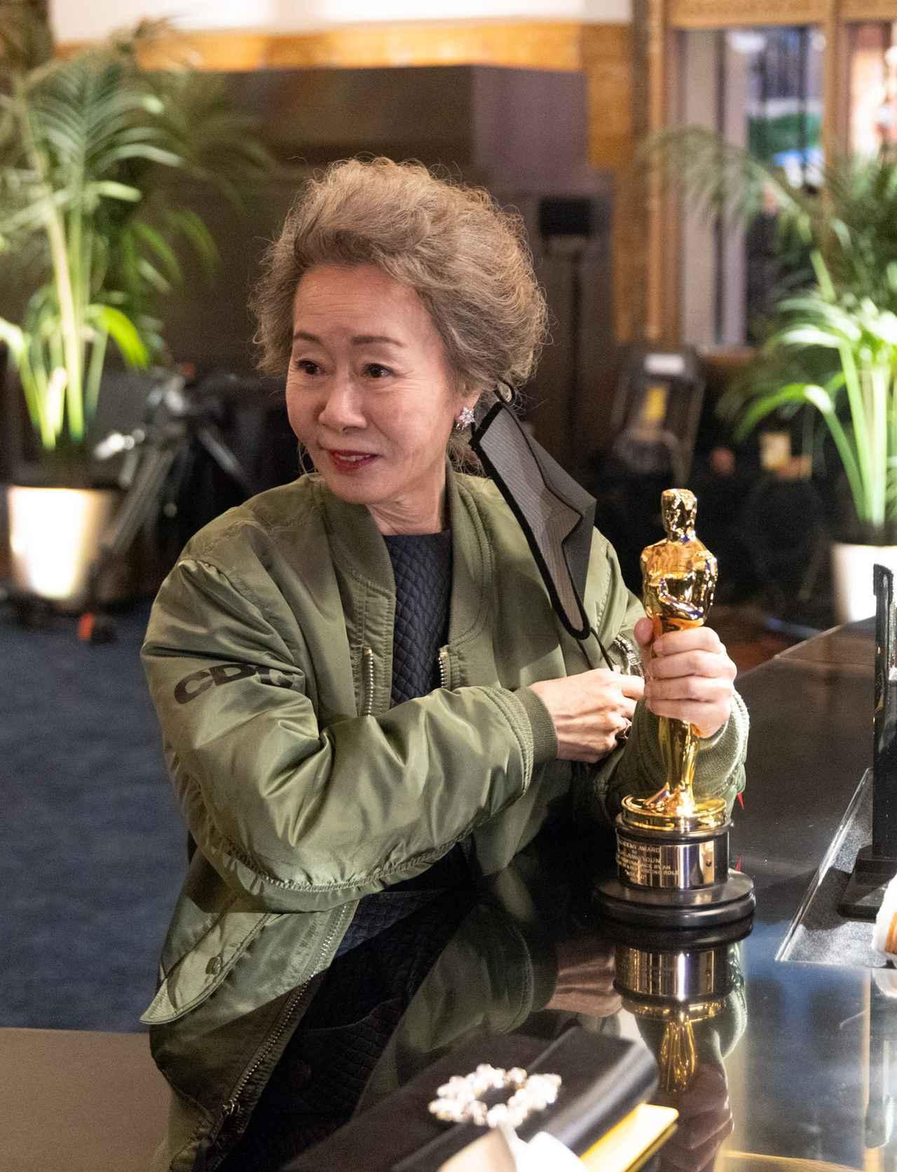 画像: ユン・ヨジョンのちょいワイルドな姿を目撃