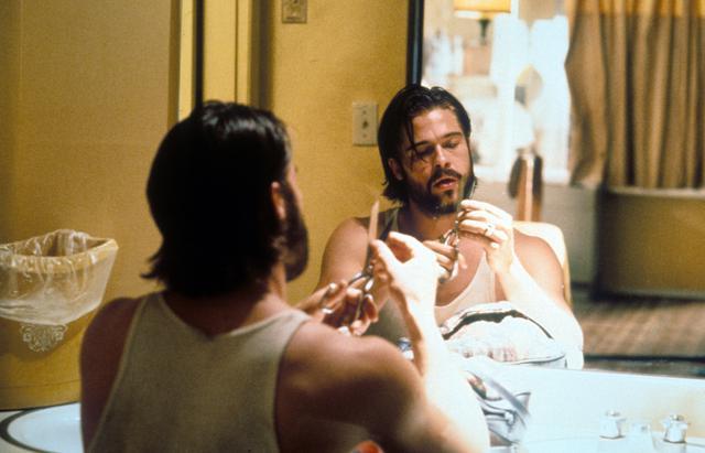 画像: 映画『カリフォルニア』で殺人鬼を演じたブラッド・ピット。