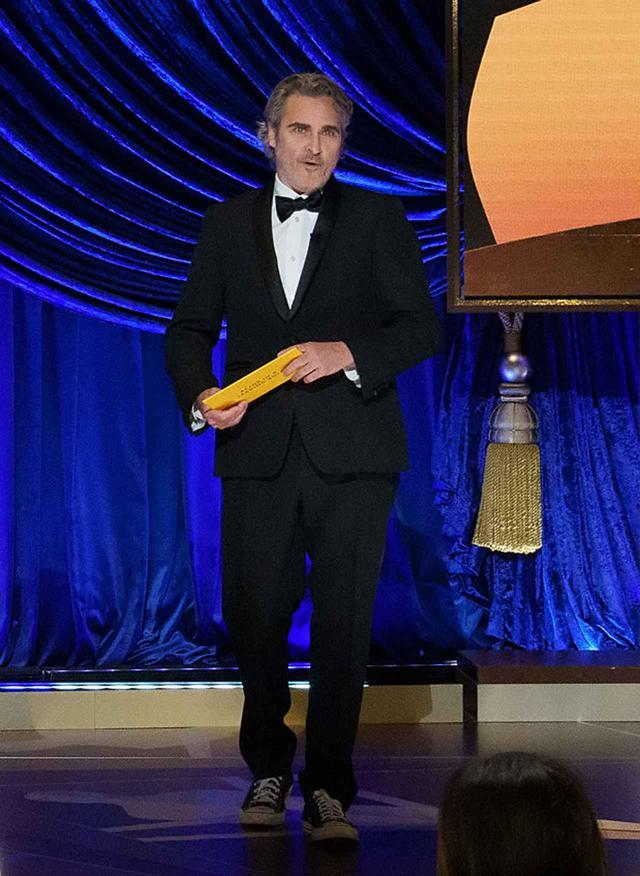 画像2: ホアキン・フェニックスがアカデミー賞に出席