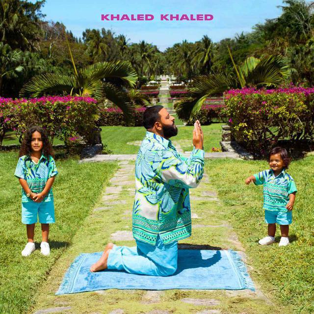 画像: DJキャレドがニューアルバム『キャレド・キャレド』をリリース