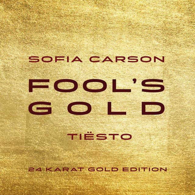 画像: ティエストがソフィア・カーソンの「Fool's Gold」をリミックス