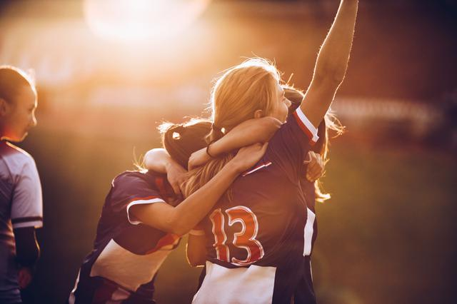 画像: 学生は奨学金のためにスポーツを行なっている...のか?
