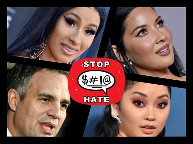 画像: アジア系に対する「ヘイト犯罪」が急増、人種差別にセレブや企業が声をあげる【特集】 - フロントロウ -海外セレブ情報を発信