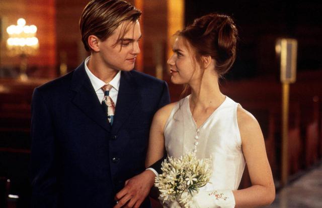 画像: 1996年版『ロミオとジュリエット』より。 Ⓒ20TH CENTURY FOX
