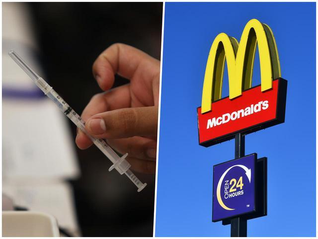 画像: マクドナルドの飲料カップが期間限定でイメチェン