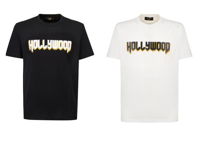 画像: ハリウッドの歴史を物語る限定Tシャツ