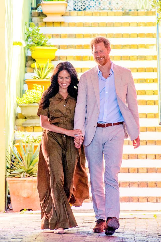 画像2: ヘンリー王子、メーガン妃としたスーパーでのお忍びデート