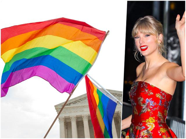 画像: アメリカでLGBTQ+の差別を禁止する「平等法」が可決、テイラーらが祝福 - フロントロウ -海外セレブ情報を発信