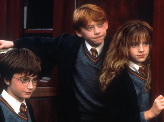 画像: 『ハリー・ポッター』エマ・ワトソンが「入れ歯」のシーンが1つだけある!どこに? - フロントロウ -海外セレブ情報を発信