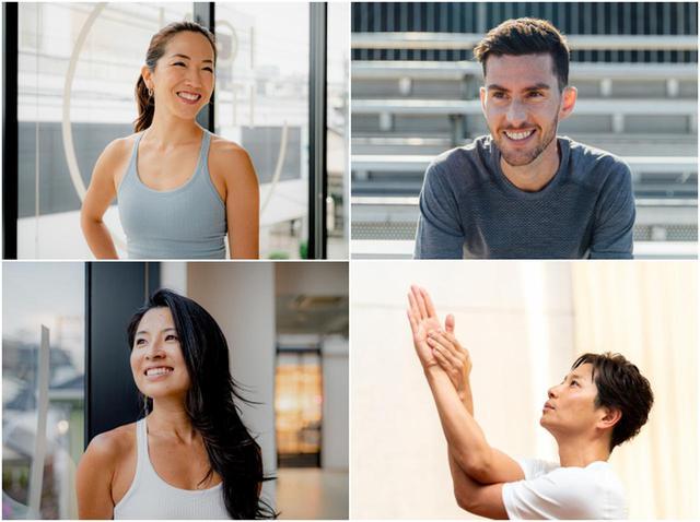 画像: アンバサダー(左から):エドワーズ壽里、ロブ・ワトソン、窪田有紗、空平
