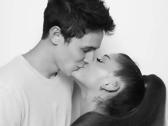 画像: 結婚おめでとう!アリアナ・グランデとダルトン・ゴメスの愛の軌跡を振り返る【特集】 - フロントロウ -海外セレブ情報を発信