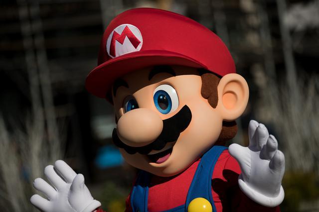 画像: 懐かしのゲーム『スーパーマリオ64』